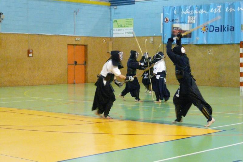 Ichi no senshi club de kendo vreux 27000 kendo - Horaires piscine jean bouin evreux ...